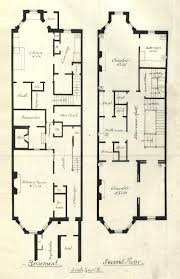 Public Floor Plans by 325 Commonwealth Back Bay Houses
