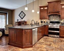 warm kitchen colors for cherry cabinets kutsko kitchen