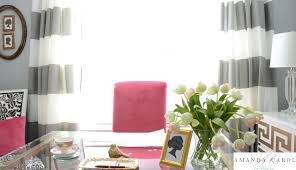 Navy And Pink Curtains Popular Of Gray And White Striped Curtains And Blue And White