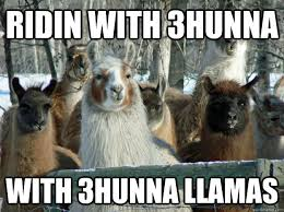 Chief Keef Memes - ridin with 3hunna with 3hunna llamas chief keef quickmeme