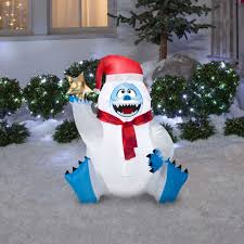 christmas inflatables 3 airblown bumble with by gemmy 37179 american sale