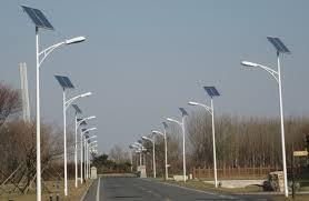 what is street light solar street lighting taqat middle east