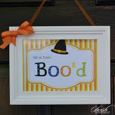 Halloween Candy Poems Free Booing Your Neighbors Printables Swish Printables