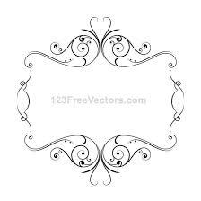 frame ornament vector banner free vectors ui