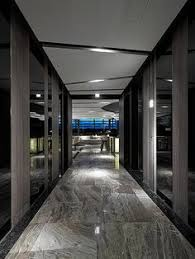 Mimar Interiors Mimar Interiors Lift Lobby Lighting Wall Graze Corridor Lift