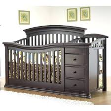 Espresso Changing Table Baby Cribs Convertible Babies R Us Crib Espresso Cache Tahoe