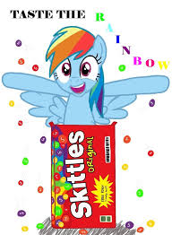 Taste The Rainbow Meme - taste the rainbow dash by sergeplex on deviantart
