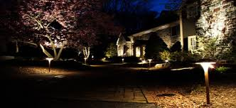 Landscape Outdoor Lighting Landscape Lighting Design New Hshire Landscaping Outdoor