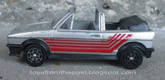 volkswagen golf 1980 toys from the past 328 wheels u2013 volkswagen golf cabriolet