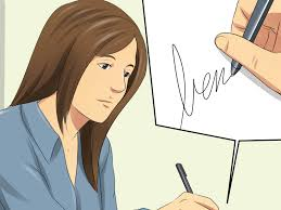 How To Get Power Of Attorney Over Someone by How To Write A Will When You Have Children With Pictures