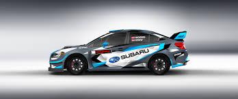 2017 rally subaru subaru rally team usa vermont sportscar livery rally america ara