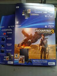 ps3 black friday target uncharted xbox 360 and playstation 3 holiday bundle information