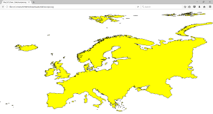European Time Zone Map by Sap Hana Tell Me Where The Center Of Europe Is Sap Blogs