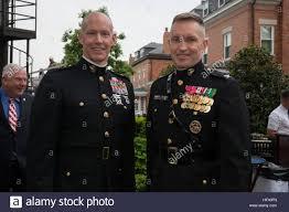 Usmc Flag Officers U S Marine Corps Brig Gen James Glynn Commanding Officer Of