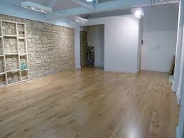 Bona Matte Floor Finish by Bona Traffic Hd Matt Finish On Engineered Oak Floor Retail Unit