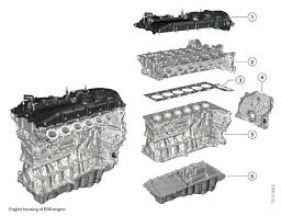 bmw modular engine b58 engine 340i technical details and improvements from n55
