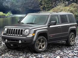 jeep gray blue 2016 jeep patriot pricing ratings reviews kelley blue book