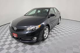 all black toyota camry certified pre owned 2014 toyota camry 4dr sdn i4 auto se ltd