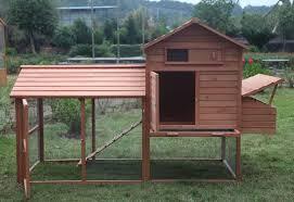 huge 8 u0027 chicken coop running cage backyard poultry hen house