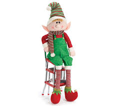 Large Christmas Elf Decorations by 70