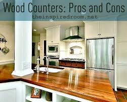 wood kitchen counters pros u0026 cons u0026 faq my experience the