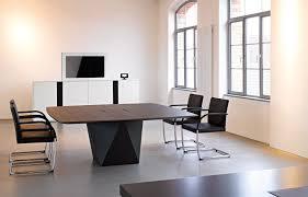 Modern Boardroom Tables Contemporary Boardroom Table Wooden Rectangular Scale Media