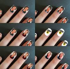 94 best photo nails images on pinterest artificial nails gothic