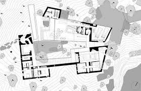 architecture floor plan gallery of desert courtyard house wendell burnette architects 27
