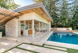 san francisco cedar patio covers pool contemporary with kitchen