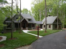 craftman style homes modern craftsman style home exterior ranch homes beams new ideas