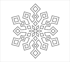 pattern art pdf snowflake templates 49 free word pdf jpeg png format download