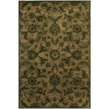 Green Area Rugs Safavieh Antiquity Olive Green 6 Ft X 9 Ft Area Rug At824a 6