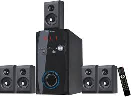 Used Home Theatre Systems Bangalore Dh Discovery 16000bt 5 1 Soundbar Price In India Buy Dh