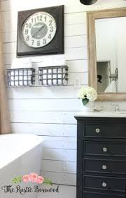 beautiful bathrooms with shiplap walls the inspired hive