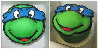 tmnt cake leonardo tmnt cake by nikmc83 on deviantart