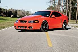 cobra mustang 2004 ford mustang cobra the one that got away