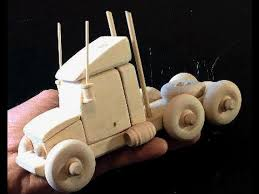 Making Wooden Toy Trucks by How To Make Wooden Toys Youtube