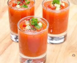 recette cuisine gaspacho espagnol gaspacho andalousie recette de gaspacho andalousie marmiton