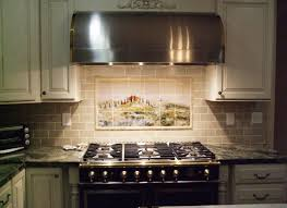 Beautiful Kitchen Backsplash Cabinet Famous Kitchen Backsplash Ideas With Ivory Cabinets