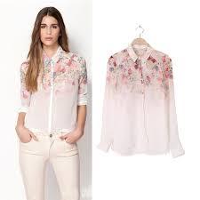 button blouses white see through button shirt blouse lapel