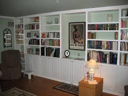wall units amusing premade built in bookshelves prefab built in