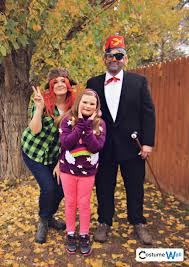 gravity falls family halloween costume contest 2017