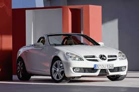 mercedes benz slk 350 r171 facelift