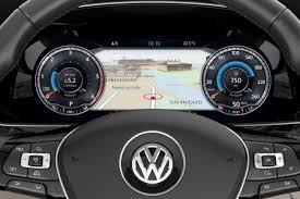 volkswagen passat 2016 interior 2015 volkswagen passat digital instrument cluster