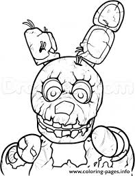 marionette coloring pages coloring