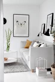 Black And White Home Decor Ideas Guest Post Stylizimo White Living Rooms Living Rooms And