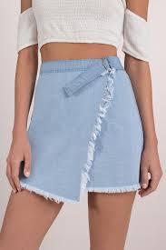 light wash denim skirt denim skirts black jean skirt white denim mini skirts tobi