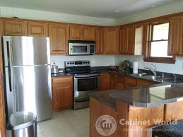 pictures of kitchen designs with oak cabinets oak cabinets by matt martin cabinet world of pa
