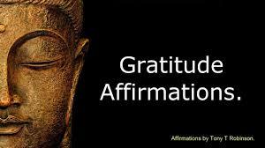 buddhist thanksgiving prayer gratitude affirmations youtube