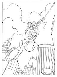 spiderman 3 coloring pages www mindsandvines com